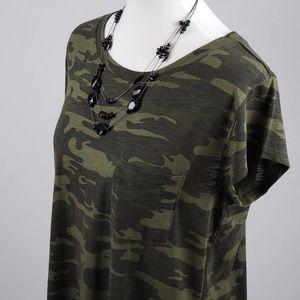 Sanctuary Camo T-shirt Dress New!!! NWT!!!